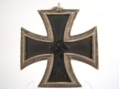 Eisernes Kreuz 2. Klasse '8' Variant