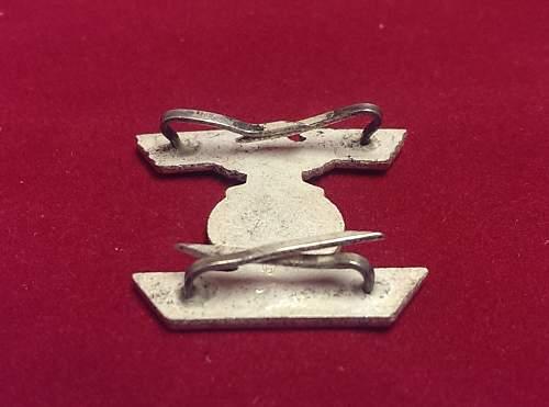 EK2 Spange L/11 Deumer