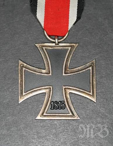 Eisernes Kreuz 2. Klasse UM