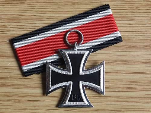 1939 Eisernes Kreuz 2nd Klasse