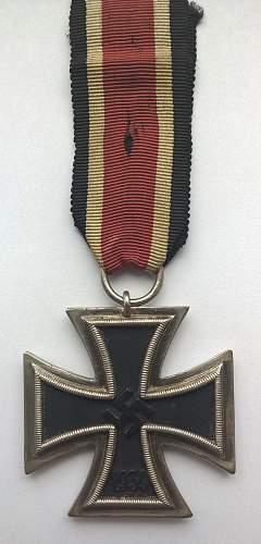 Eisernes Kreuz II Klasse, type 24