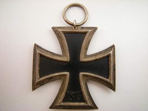 Eisernes Kreuz 2. Klasse, 65