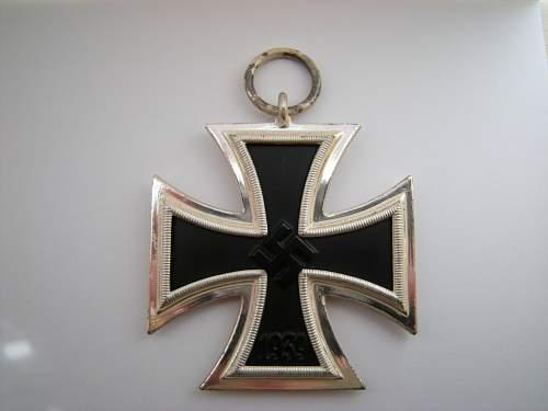 Eisernes Kreuz 2. Klasse, UM W&L