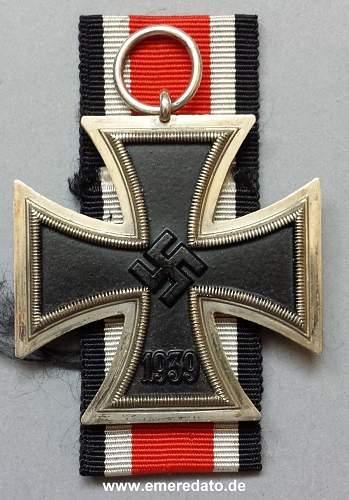 Eisernes Kreuz 2. Klasse what maker?