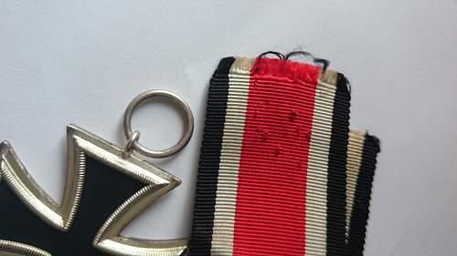 First Eisernes Kreuz 2. Klasse, BERG & NOLTE