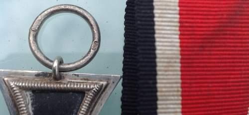 Eisernes Kreuz 2. Klasse Opinions please