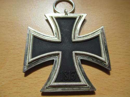 Eisernes Kreuz 2. Klasse question
