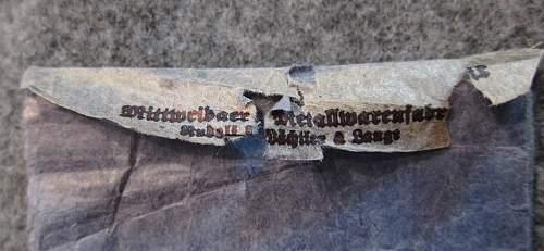 Eisernes Kreuz 2. Klasse - 100?
