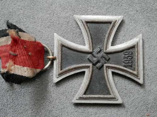 Eisernes Kreuz 2. Klasse S&L