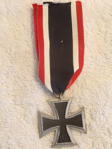 Eisernes Kreuz 2. Klasse ?
