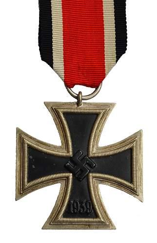 Souval Eisernes Kreuz 2. Klasse - war or post-war issue?