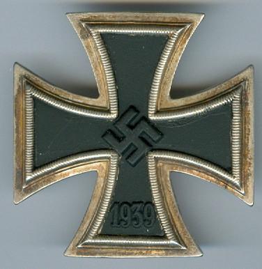 Eisernes Kreuz 1. Klasse - Japanese made?