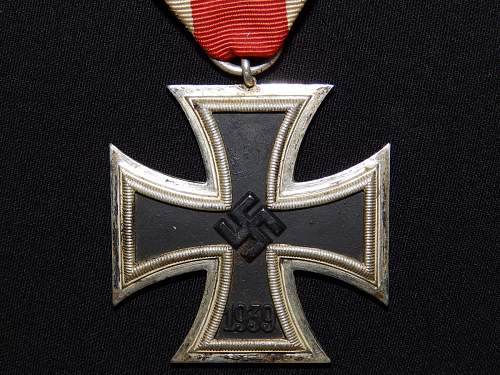 Eisernes Kreuz 2. Klasse, L/56 with LDO number