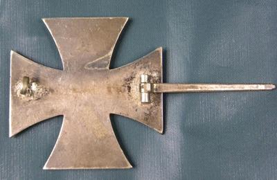 Iron Cross Real or Fake?