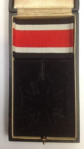 Ritterkreuz des Eisernen Kreuzes: fake