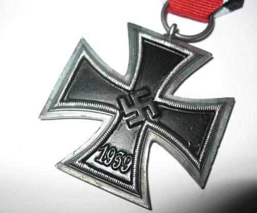Eisernes Kreuz 2. Klasse?