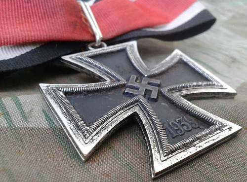 Ritterkreuz des Eisernen Kreuzes Juncker Lazy 2 - ask for help