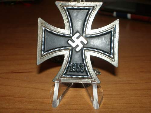 Is this Iron cross good ?