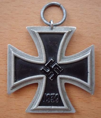 Eisernes Kreuz 2. Klasse real or fake?