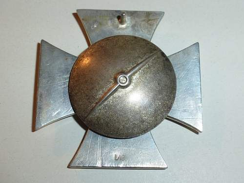 Eisernes Kreuz 1. Klasse - authentic?