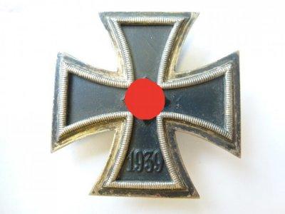 Eisernes Kreuz 1. Klasse - good?