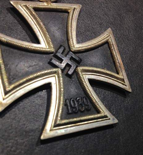 Eisernes Kreuz 2 klasse maker ???
