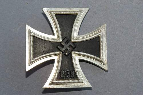 Your opinion please Eisernes Kreuz 100!