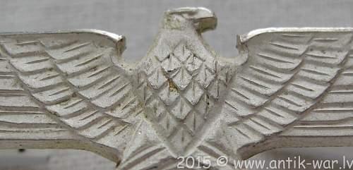 1939 Spange zum Eisernen Kreuzes 1er Klasse 1914. Original or Fake?