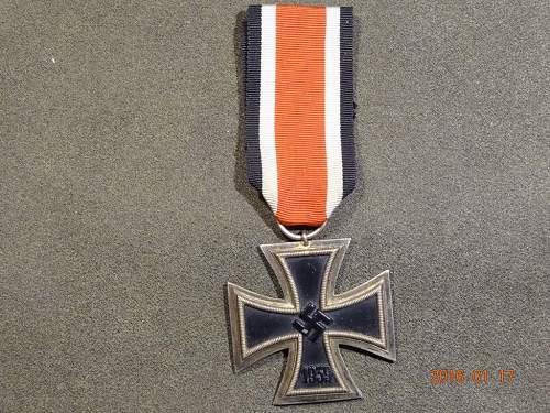 Eisernes Kreuz 2. Klasse producer..