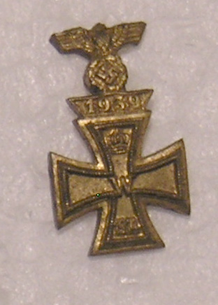1939 Spange zum Eisernen Kreuzes 2er Klasse 1914