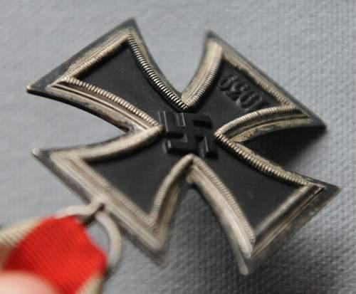Real or Not - 1939 Eisernes Kreuz 2