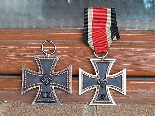 Ubergrosse Eisernes Kreuz 2. Klasse