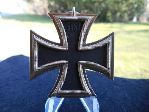 Eisernes Kreuz 2nd Klasse look at this!