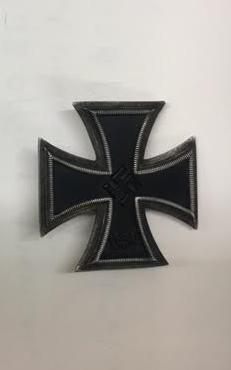 whats your thoughts on this Eisernes Kreuz 1. Klasse?