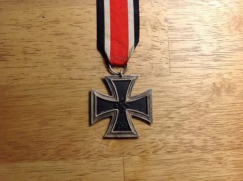 Salty Eisernes Kreuz 2. Klasse