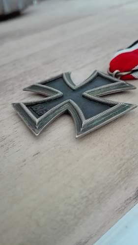 Unmarked Eisernes Kreuz 2. Klasse