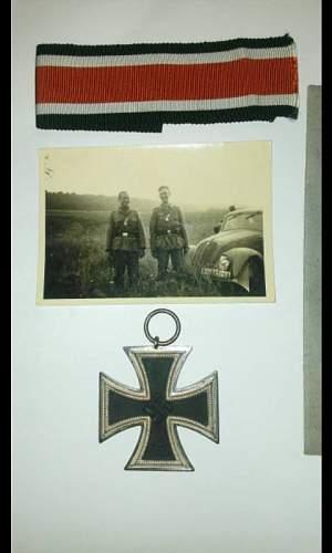 1939 Eisernes Kreuz MM 22 Boeger and co