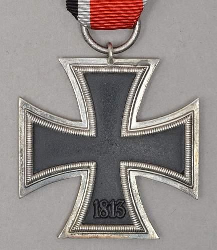 Eisernes Kreuz 2. Klasse - maker?