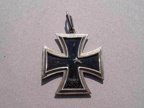 Denazified Ritterkreuz des Eisernen Kreuzes