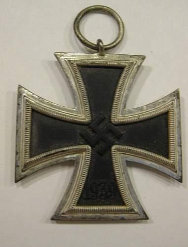 Real OR Not Eisernes Kreuz 2......