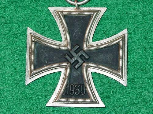 Eisernes Kreuz 2nd Klasse 65