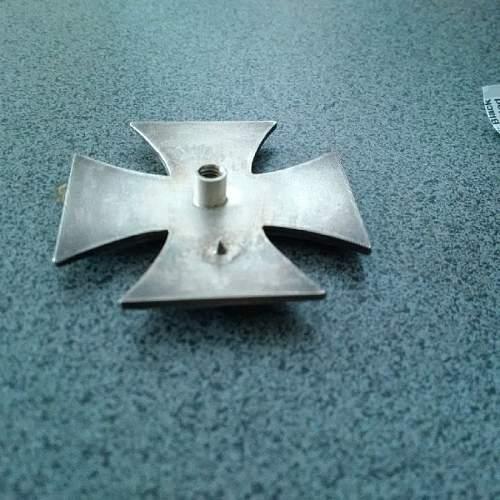 Eisernes Kreuz 1st Class - LDO