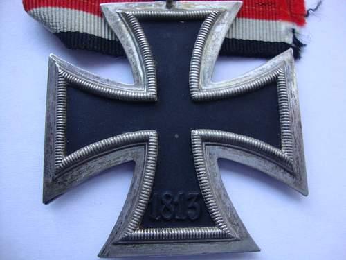 Eisernes Kreuz 2. Klasse - Maker 128 - Thoughts?