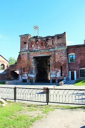 Hero fortress Brest-Litovsk