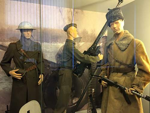 The Army Museum in Prague