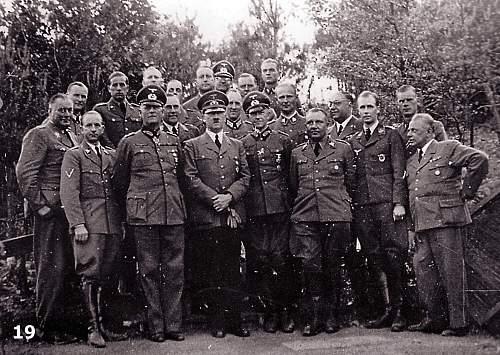 Hitlers Headquarters 'FHQu Felsennest'
