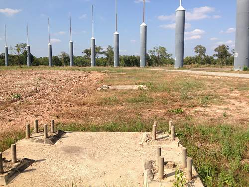 Cold War relic in Thailand; The Ramasun Elephant Cage