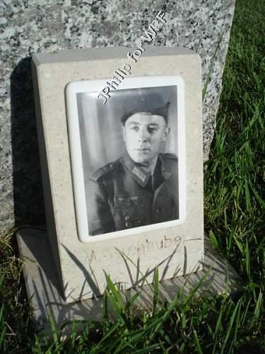 Deutscher Soldatenfriedhof - Korsika