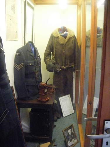 Metheringham Airfield visitor centre - Lincolnshire