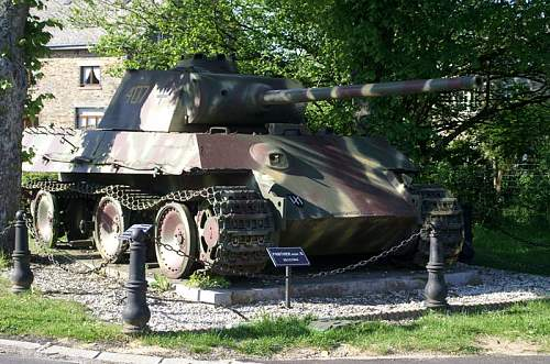 The Houffalize Panther